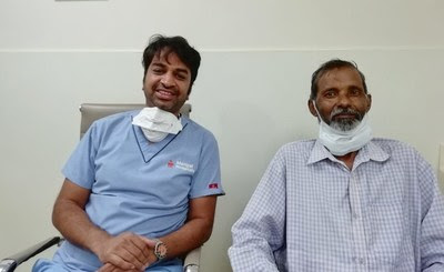 Manipal Hospitals Successfully Performs Complicated Bile Duct Cancer Surgery