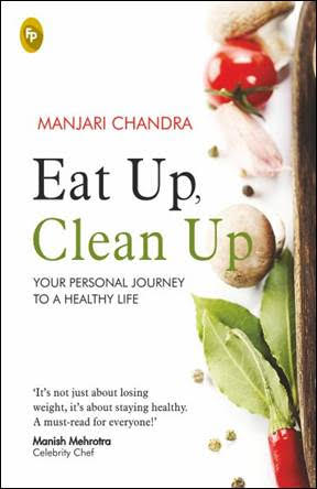 Renowned Nutritionist Manjari Chandra Launches Her Book Eat Up Clean Up