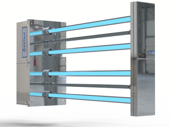 Tech start-up Airific Systems introduces UV Heal SafeAir to break the spread of airborne diseases including viruses such as COVID-19