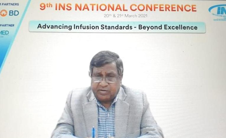 """Infusion Nurses Society (INS) 2021 Theme """"Advancing Infusion Standards – Beyond Excellence"""" is unveiled"""