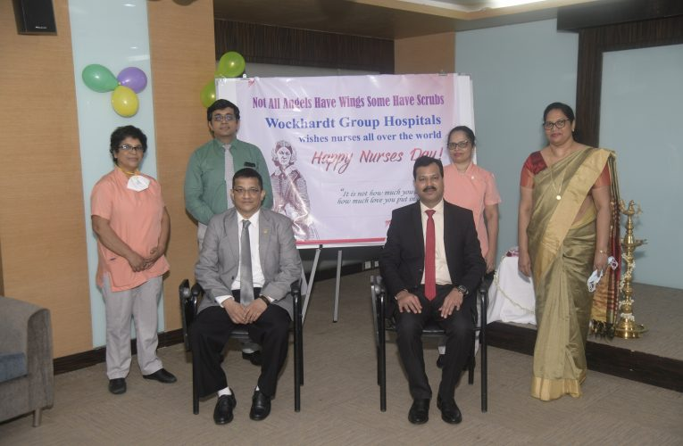 Wockhardt Hospitals Conducted Week-Long Celebrations to Honour Nurses
