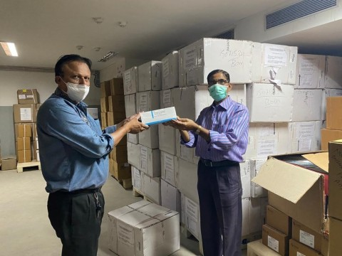 PerkinElmer to Donate 1 Million Rapid COVID-19 Antigen Tests to Combat the Pandemic's Second Wave in India